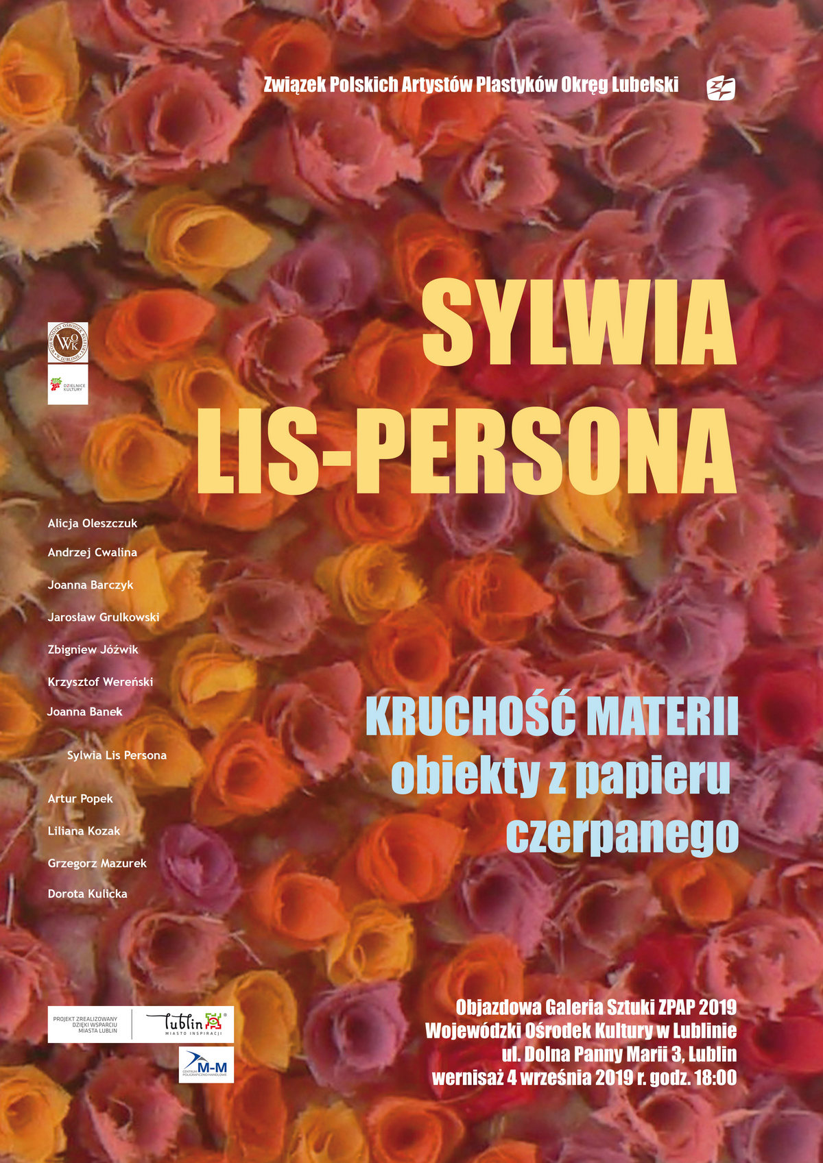 plakat-sylwia lis persona mały